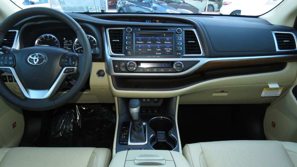 83 All New 2019 Toyota Highlander Review And Release Date