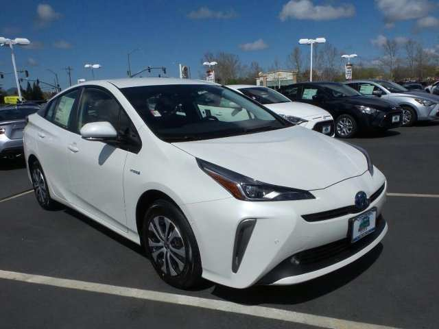 83 All New 2019 Toyota Prius Pictures Concept And Review
