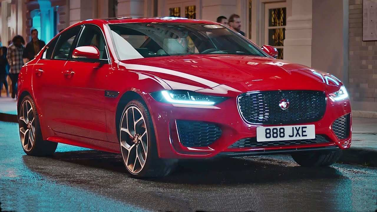 83 All New 2020 All Jaguar Xe Sedan Concept And Review