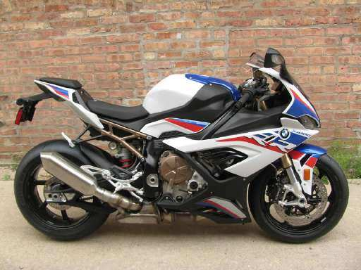 83 All New 2020 BMW S1000Rr Ratings