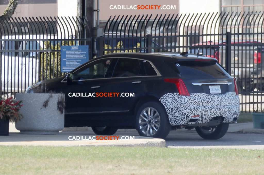 83 All New 2020 Cadillac SRXSpy Photos Performance And New Engine