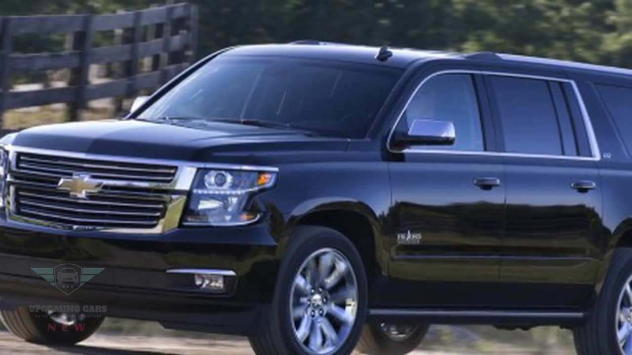 83 All New 2020 Chevy Suburban Exterior