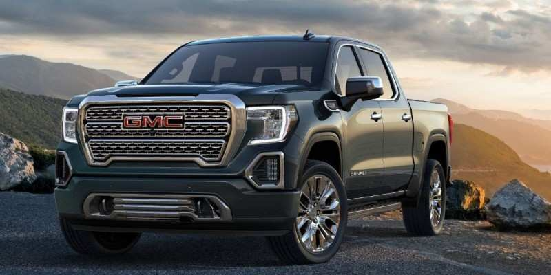 83 All New 2020 GMC Sierra 1500 Concept And Review