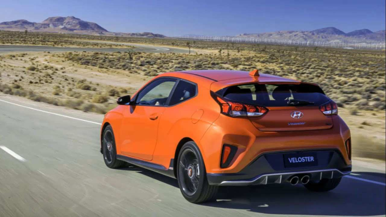 83 All New 2020 Hyundai Veloster Turbo Price Design And Review