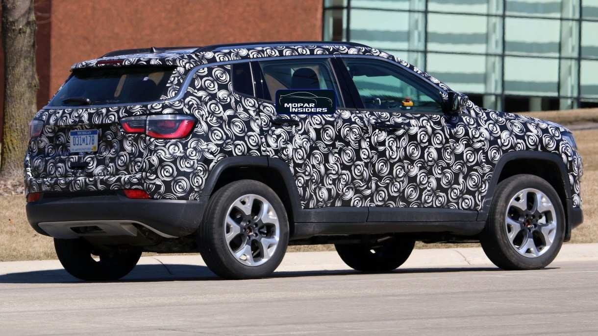 83 All New 2020 Jeep Compass Price And Review