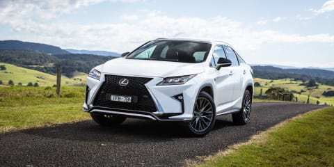 83 All New 2020 Lexus Rx 350 F Sport Suv Reviews