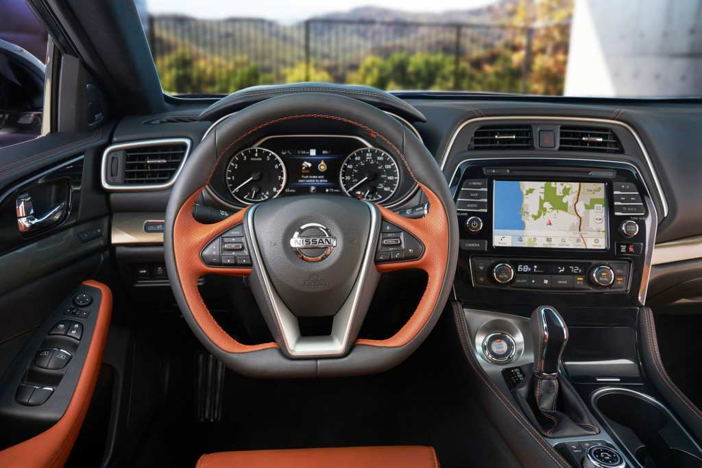 83 All New 2020 Nissan Maxima Price And Release Date