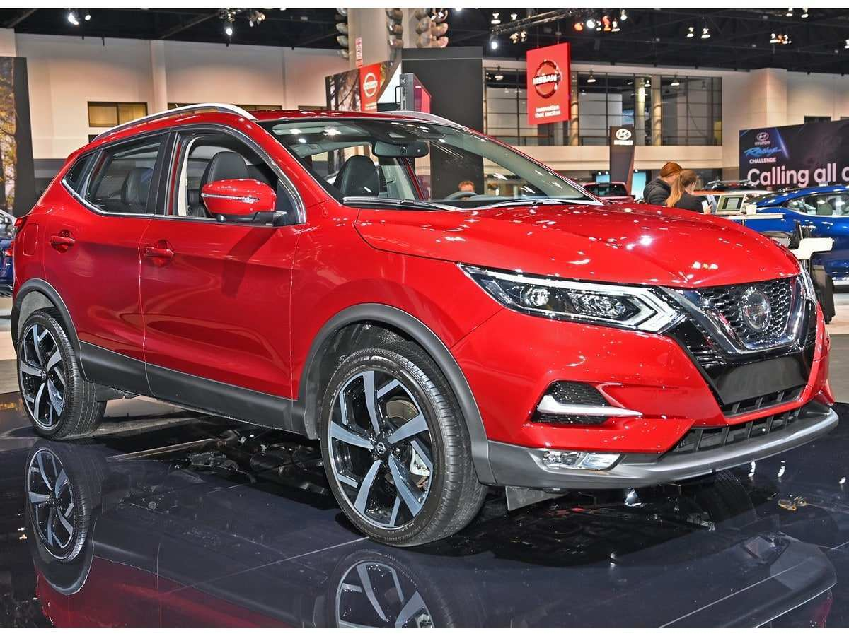 83 All New 2020 Nissan Rogue Engine
