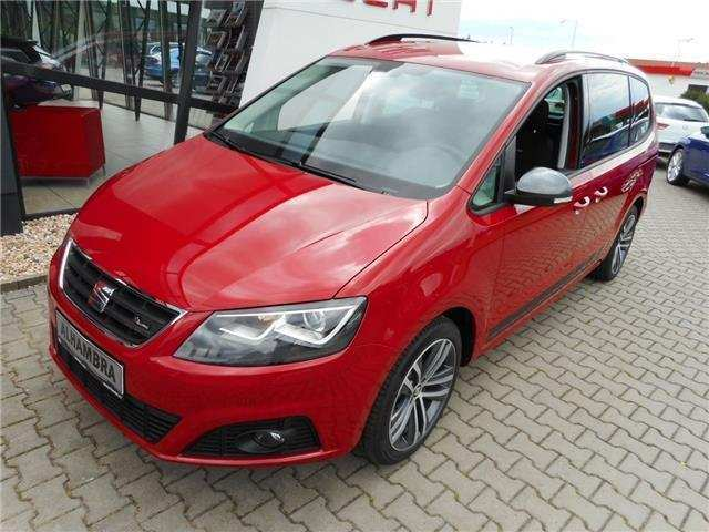 83 All New 2020 Seat Alhambra New Review