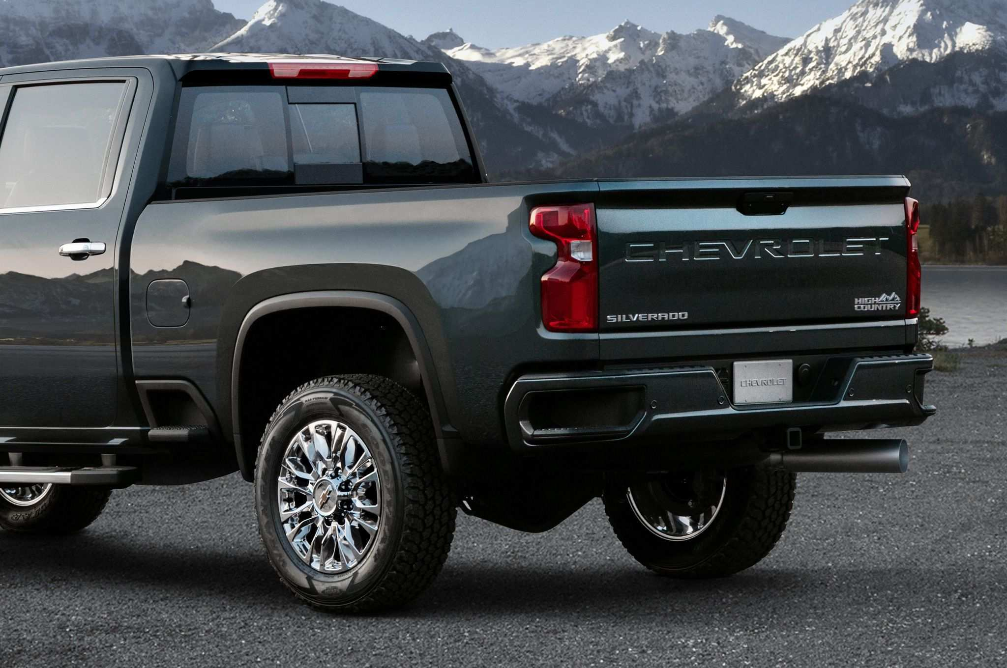 83 All New 2020 Silverado 1500 2500 Hd Specs And Review