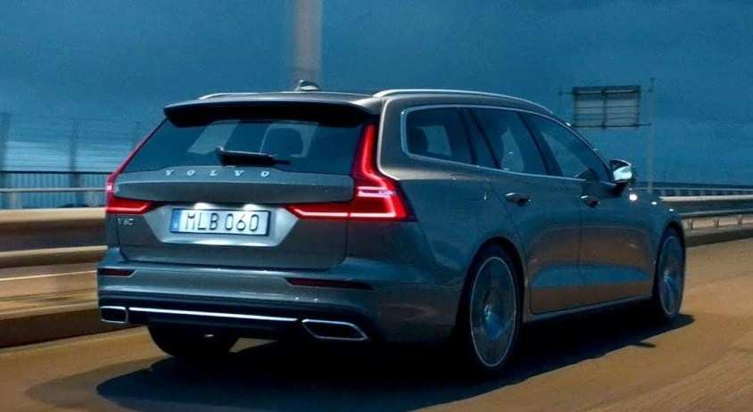 83 All New 2020 Volvo V70 Exterior
