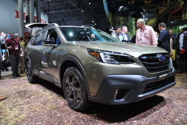 83 All New All New Subaru Outback 2020 Review And Release Date