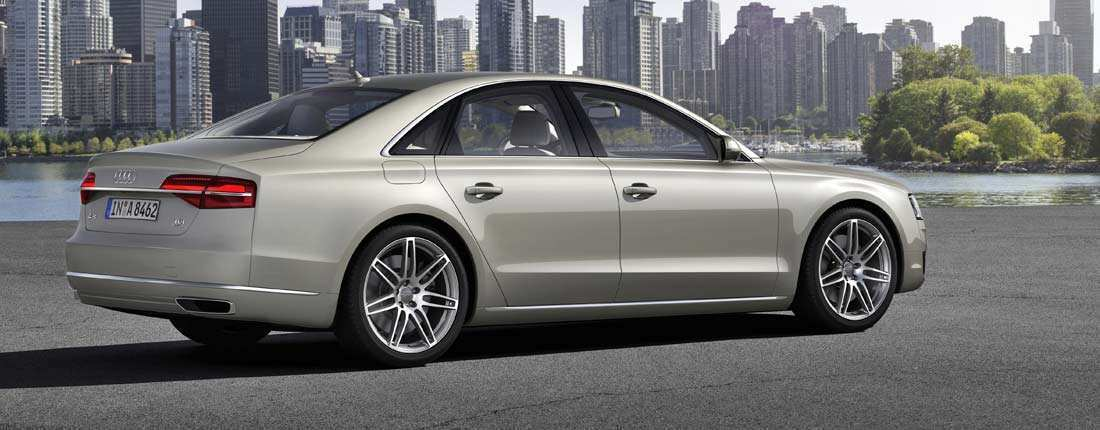 83 All New Audi A8 Rumors