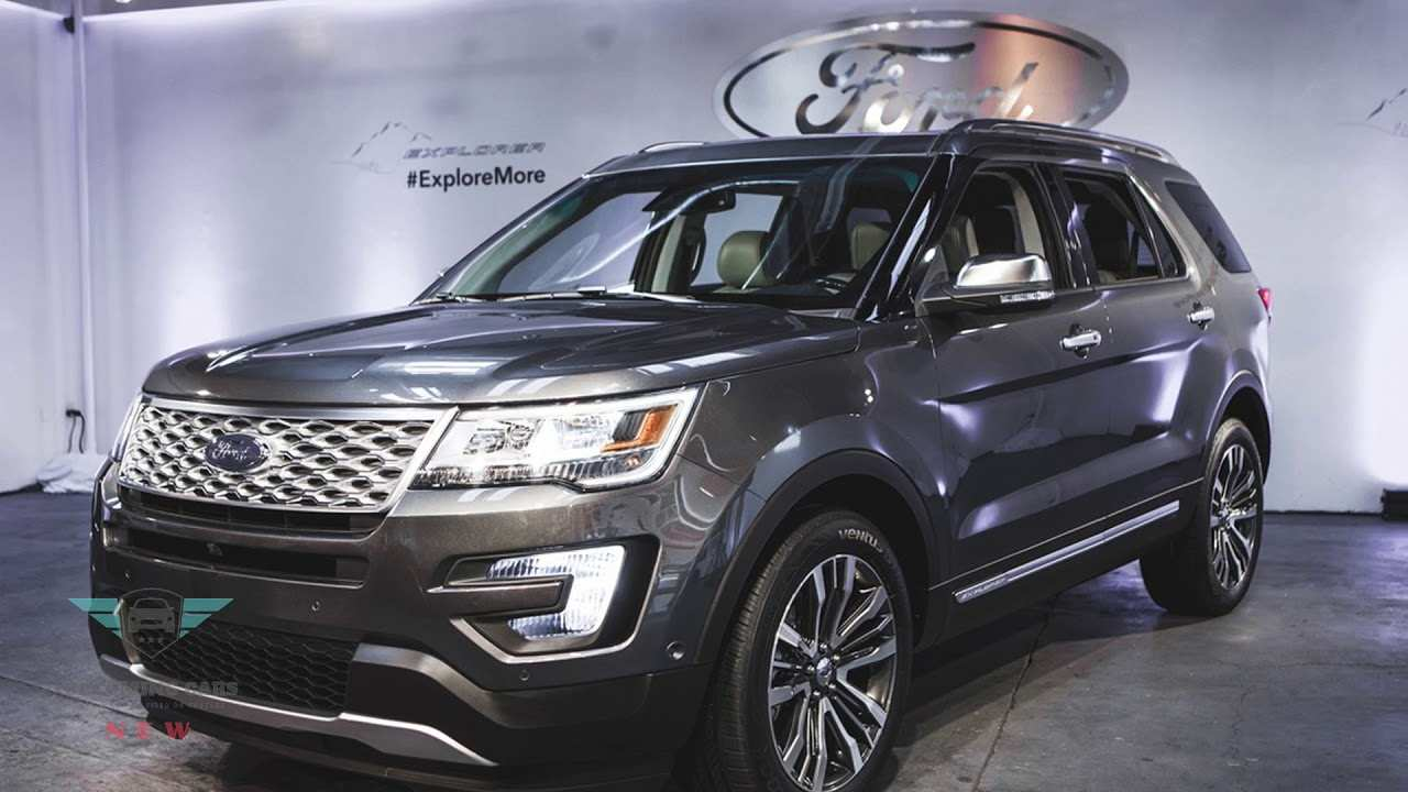 83 All New Ford Explorer 2020 Release Date Review And Release Date