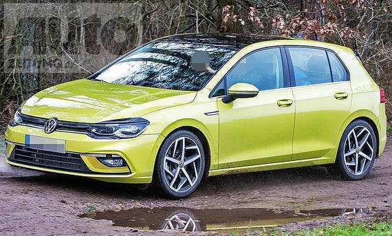 83 All New Golf Vw 2019 New Model And Performance