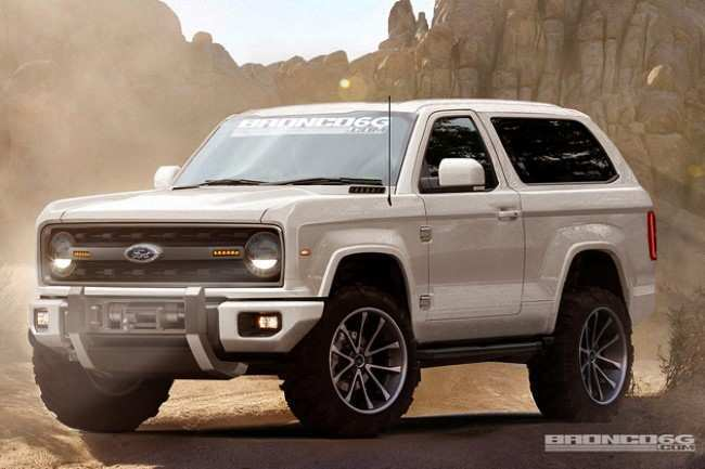 83 All New How Much Is The 2020 Ford Bronco New Model And Performance