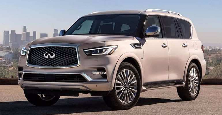 83 All New Infiniti Qx80 New Model 2020 New Review
