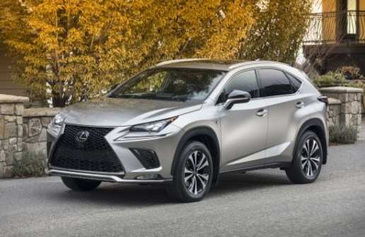 83 All New Lexus 2019 Colors Redesign And Review