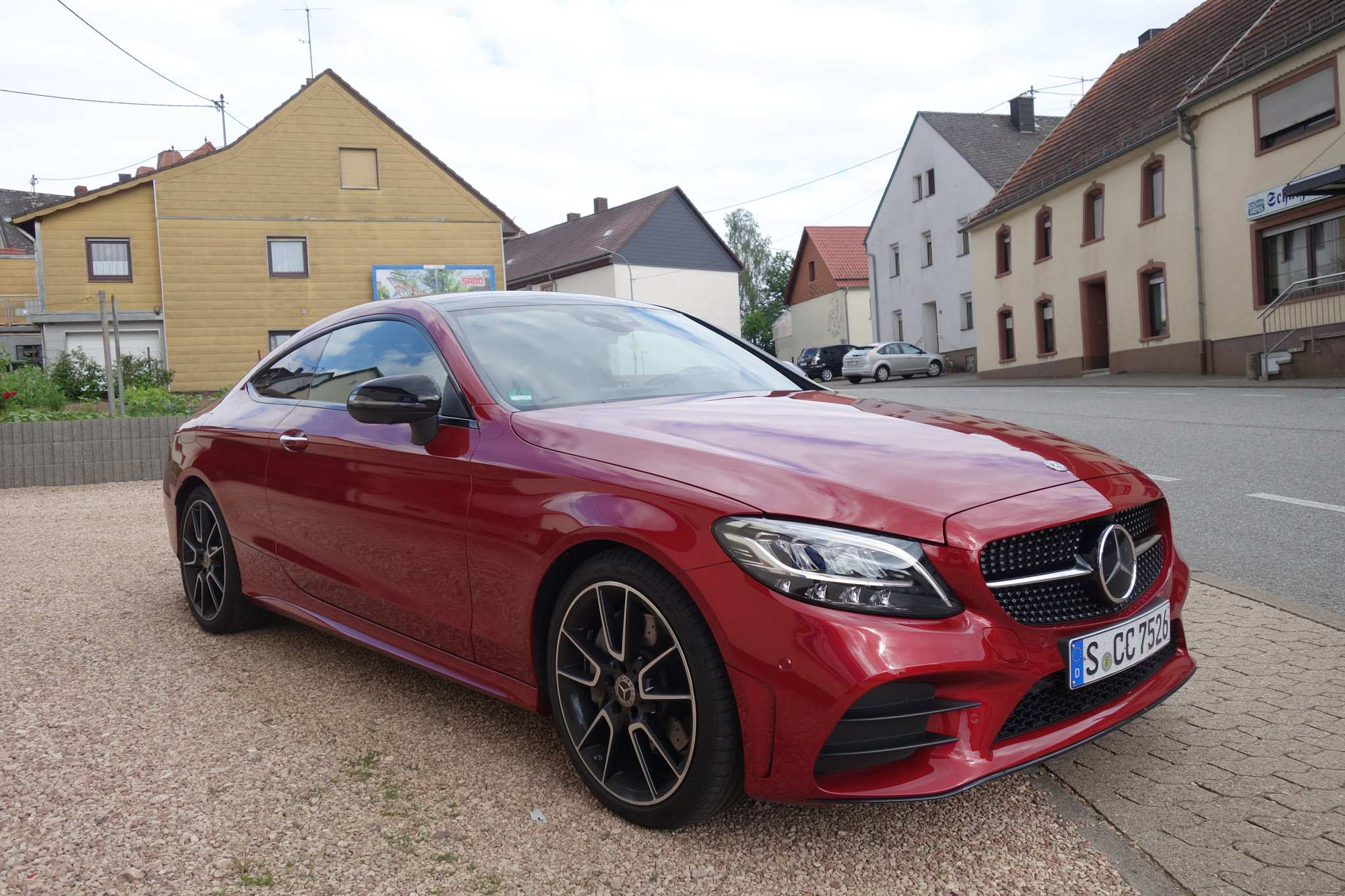 83 All New Mercedes C Class Coupe 2019 Engine