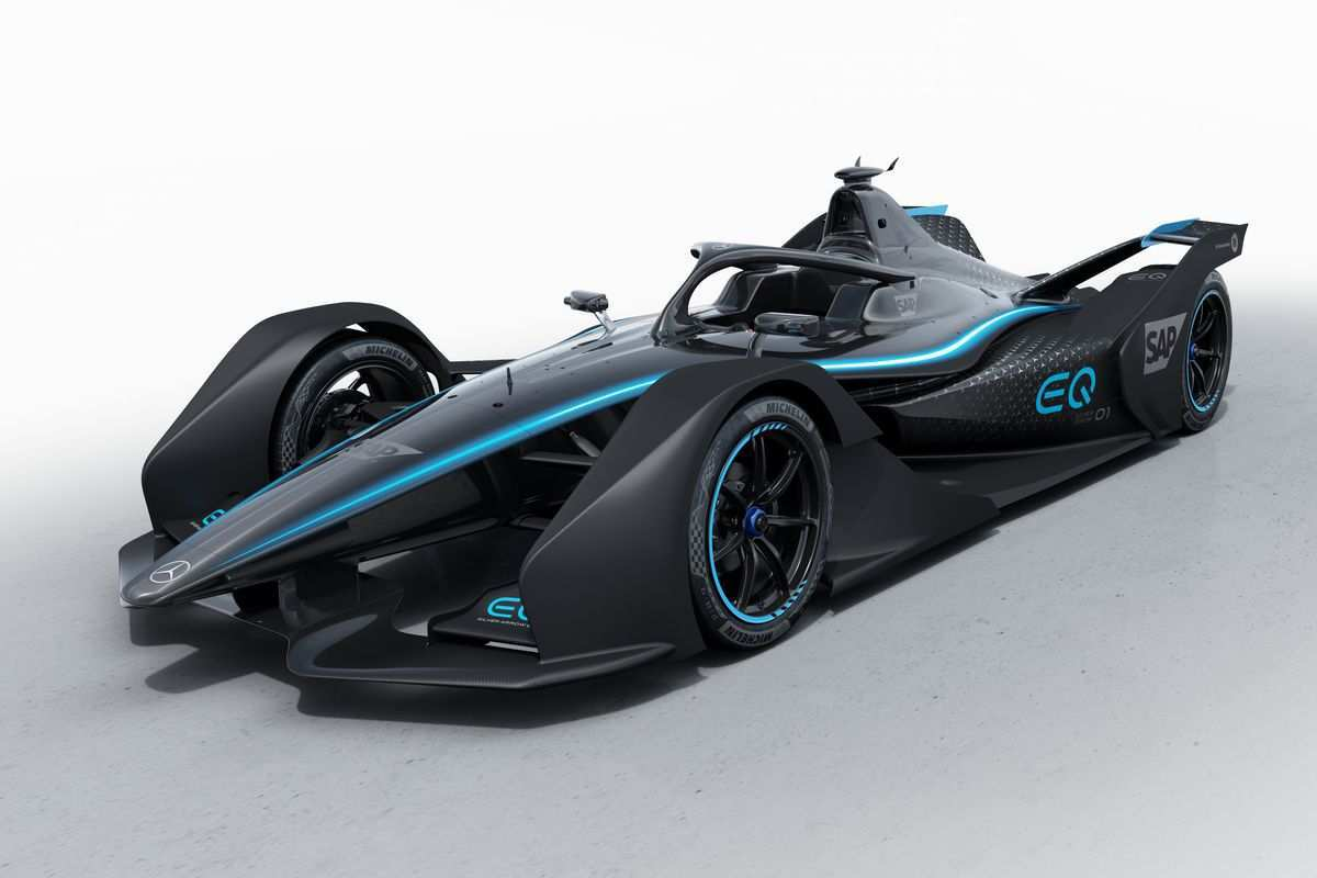 83 All New Mercedes Formula E 2019 Price