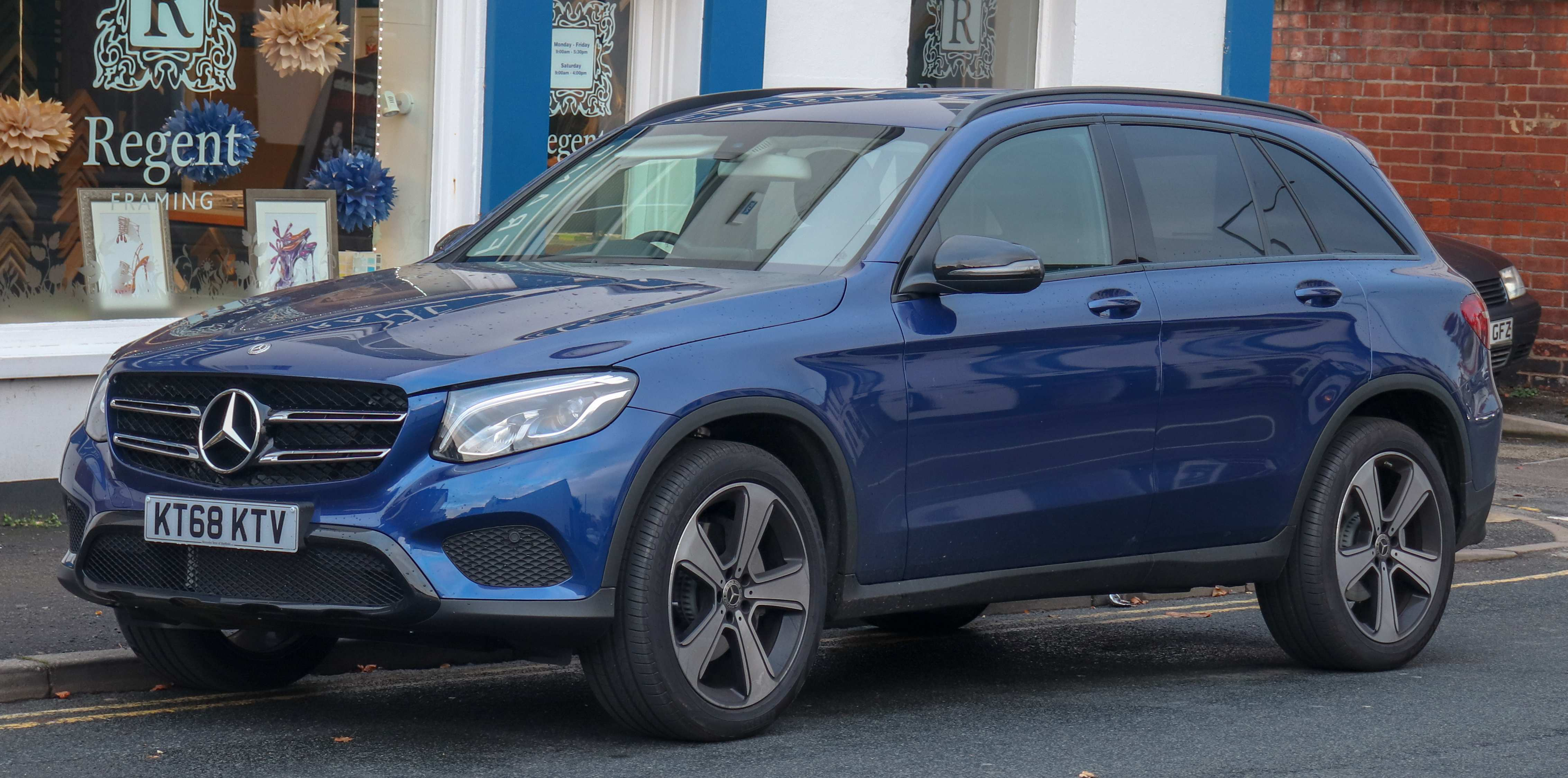 83 All New Mercedes Glc Redesign And Review