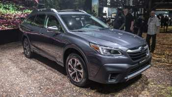 83 All New New Generation 2020 Subaru Outback Model