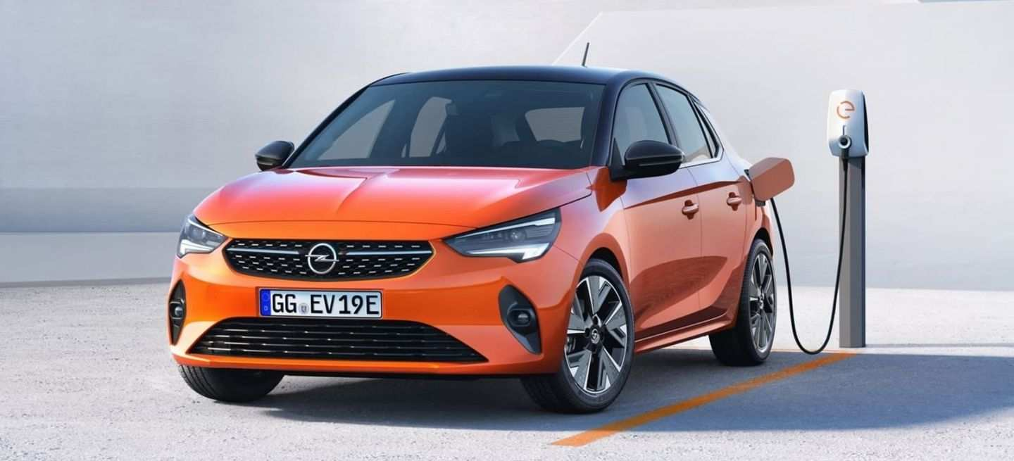 83 All New Opel Corsa Electrico 2020 Prices