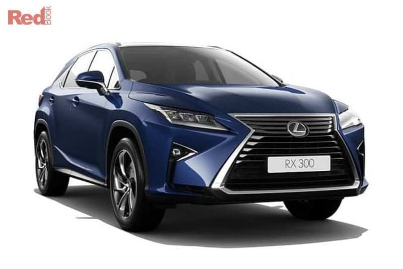 83 All New Rx300 Lexus 2019 Concept