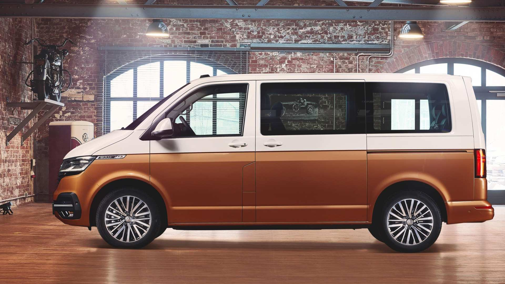 83 All New Volkswagen Kombi 2020 Review And Release Date