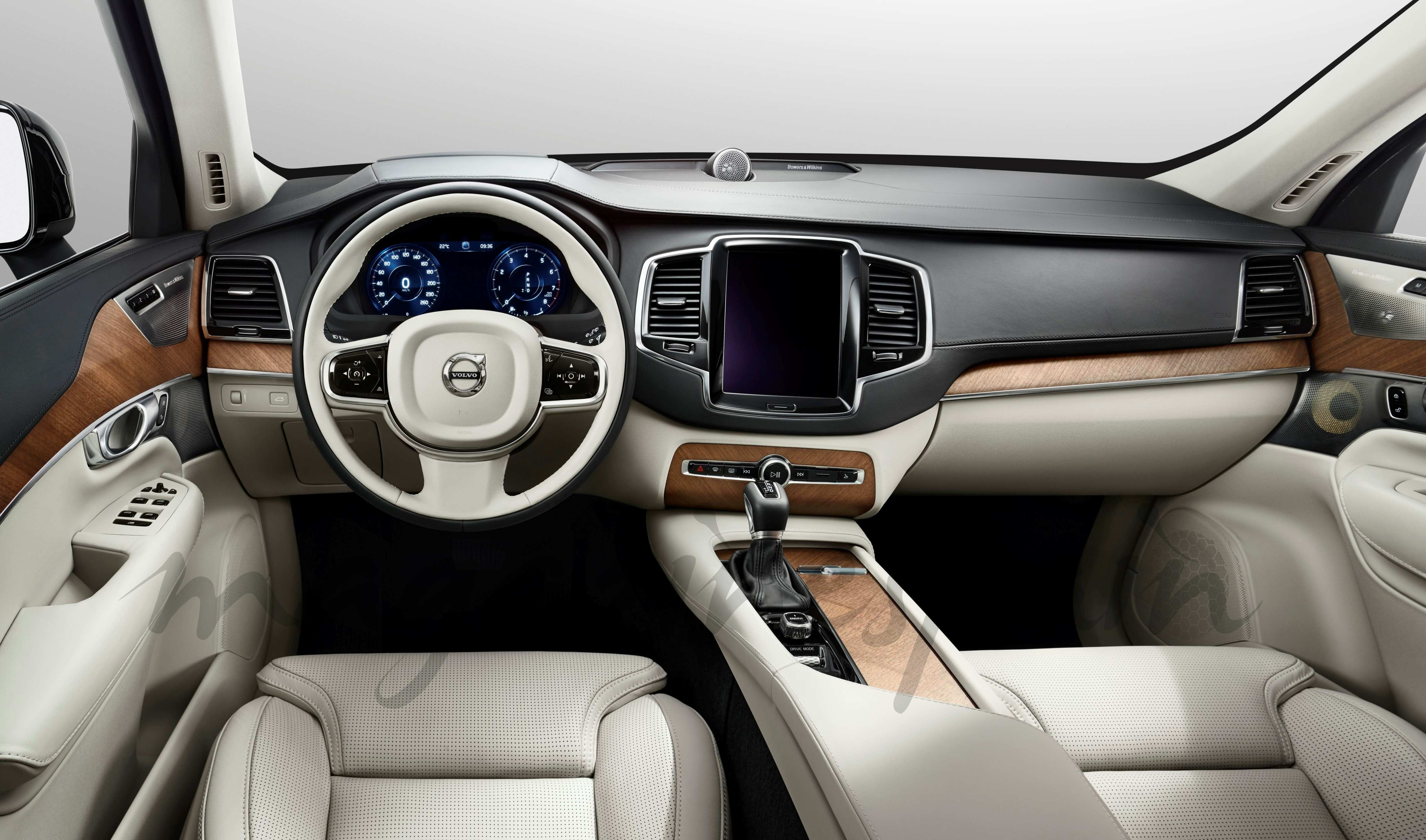 83 All New Volvo To Go Electric By 2019 Wallpaper