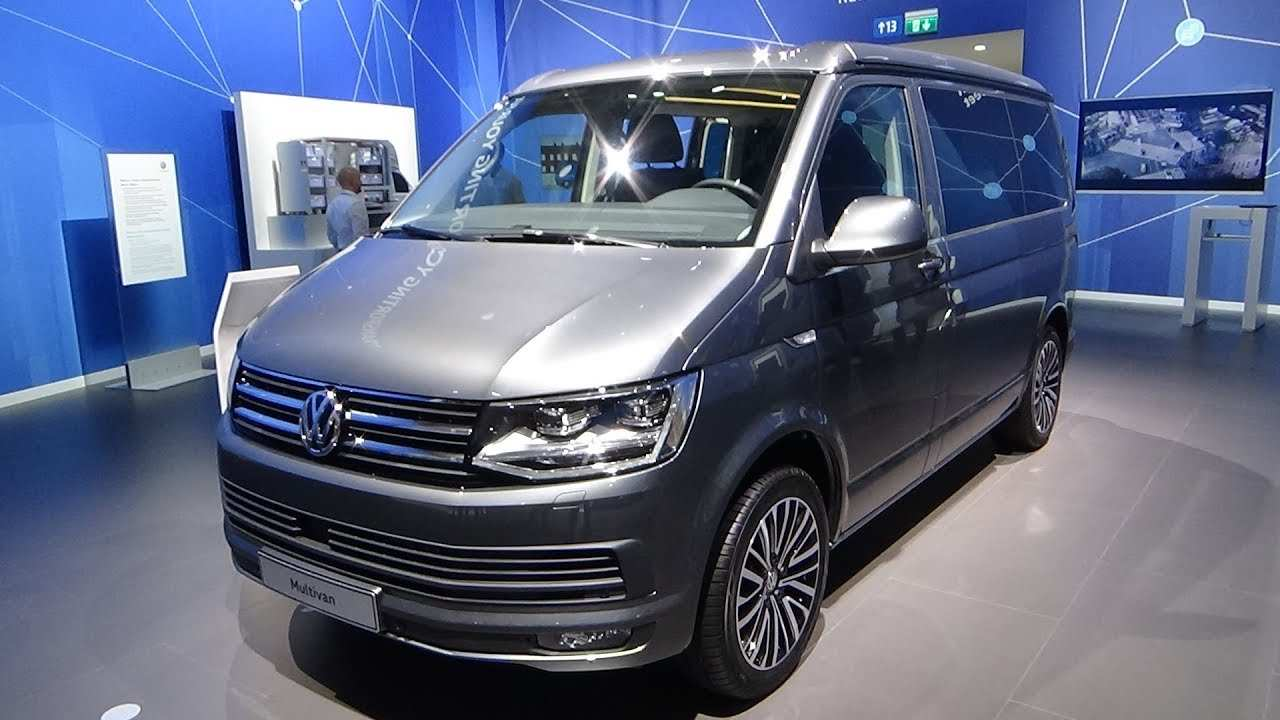 83 All New Vw Van 2019 Review And Release Date