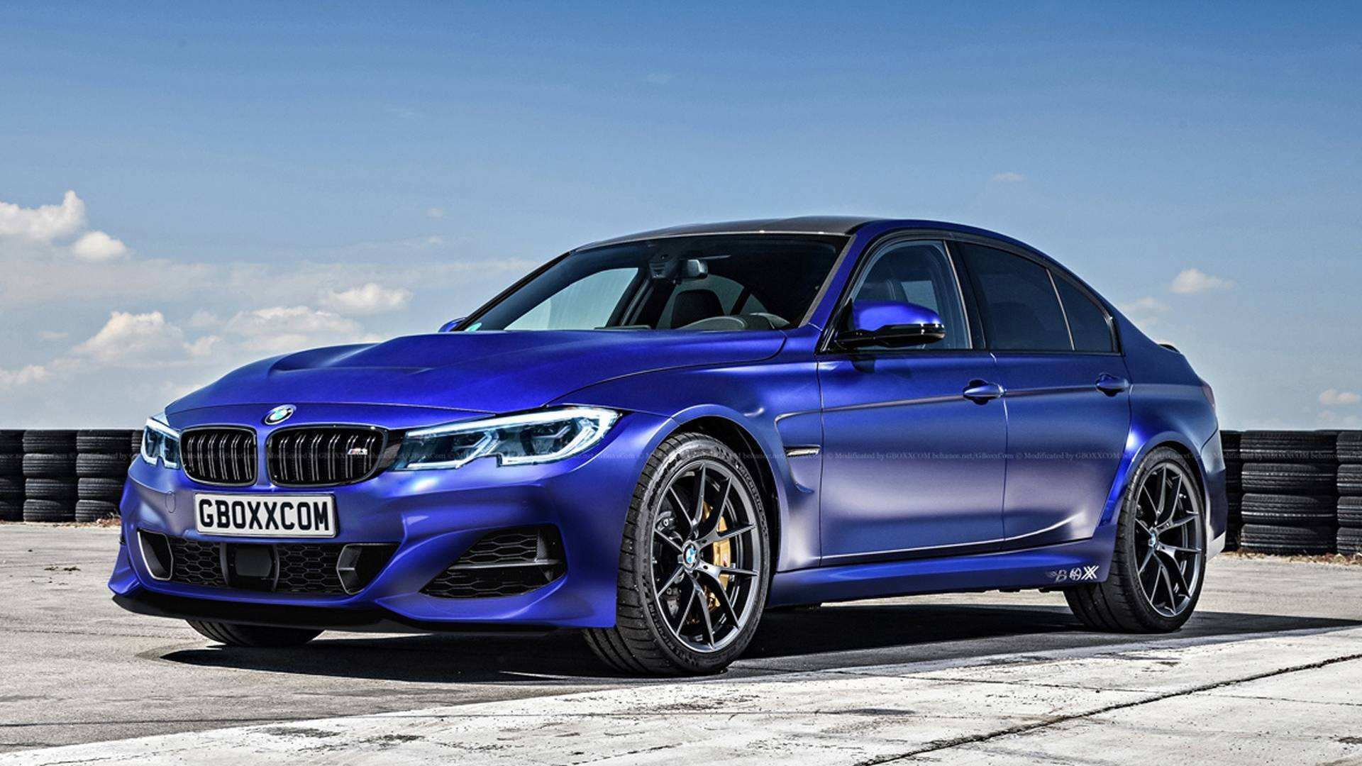 83 Best 2019 BMW M3 Redesign And Review