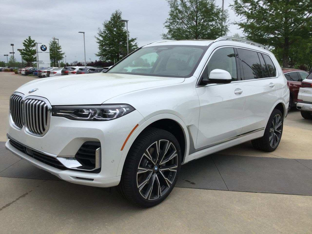 83 Best 2019 BMW X7 Pricing