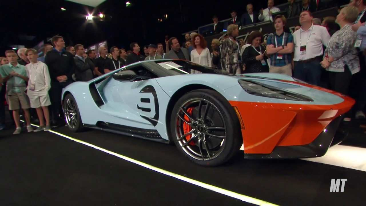 83 Best 2019 Ford GT40 Price And Release Date