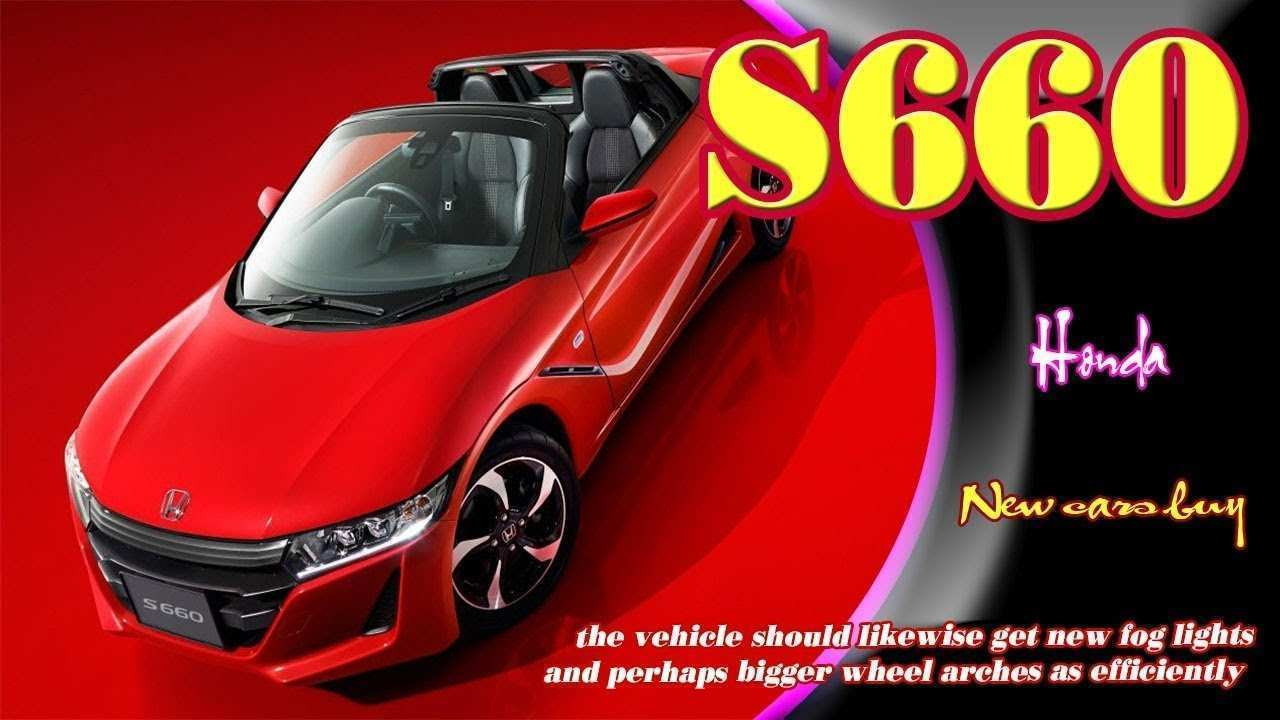 83 Best 2019 Honda S660 Price And Review