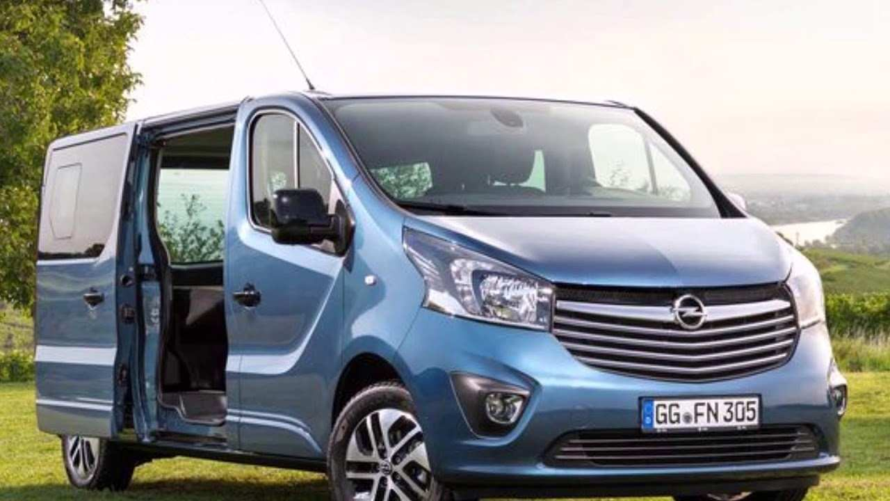 83 Best 2019 Opel Vivaro Price And Review