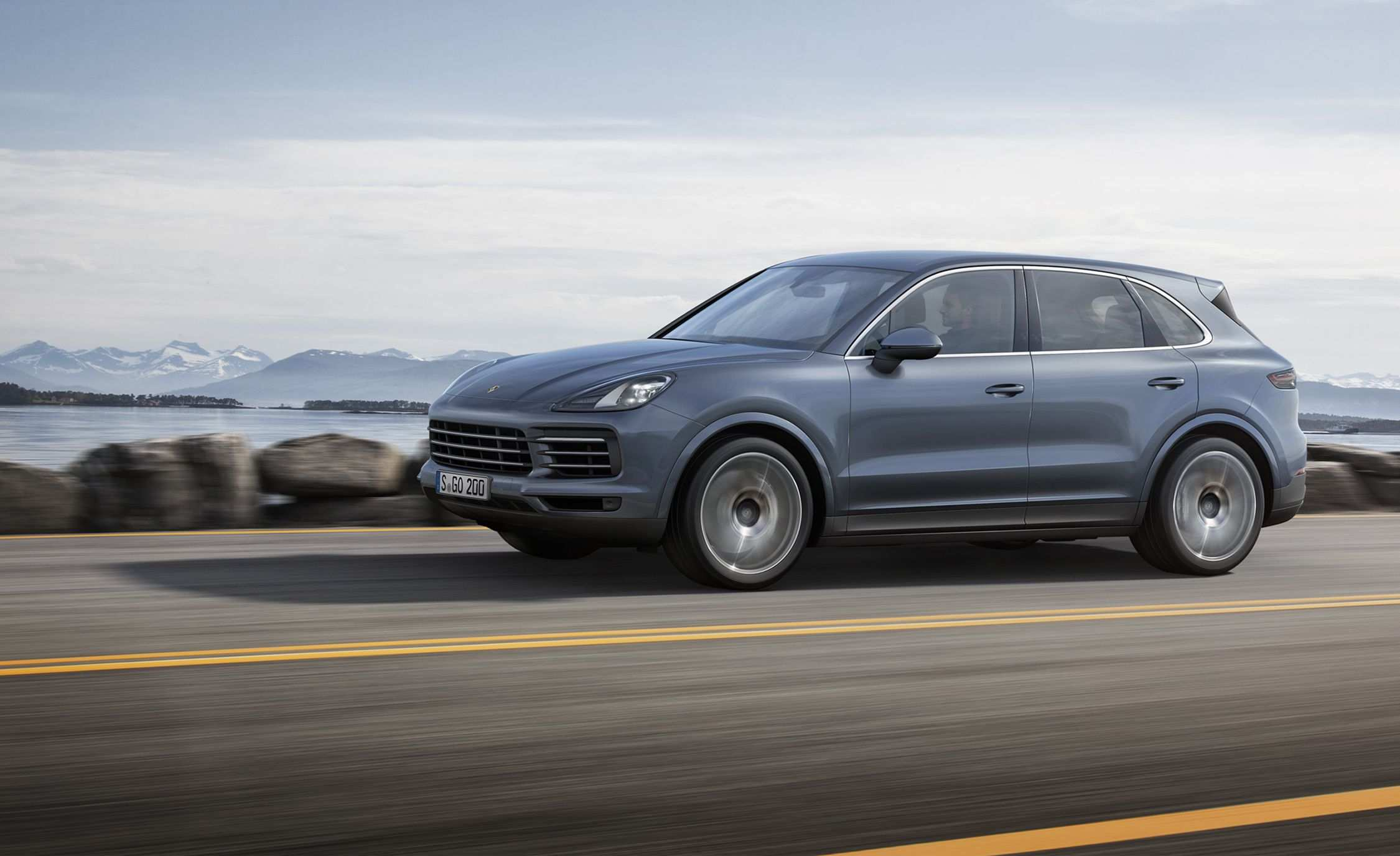 83 Best 2019 Porsche Cayenne Release Date And Concept