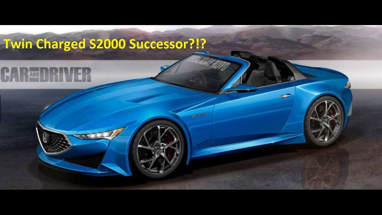 83 Best 2019 The Honda S2000 Redesign
