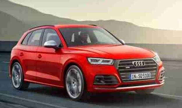 83 Best 2020 Audi Sq5 Wallpaper