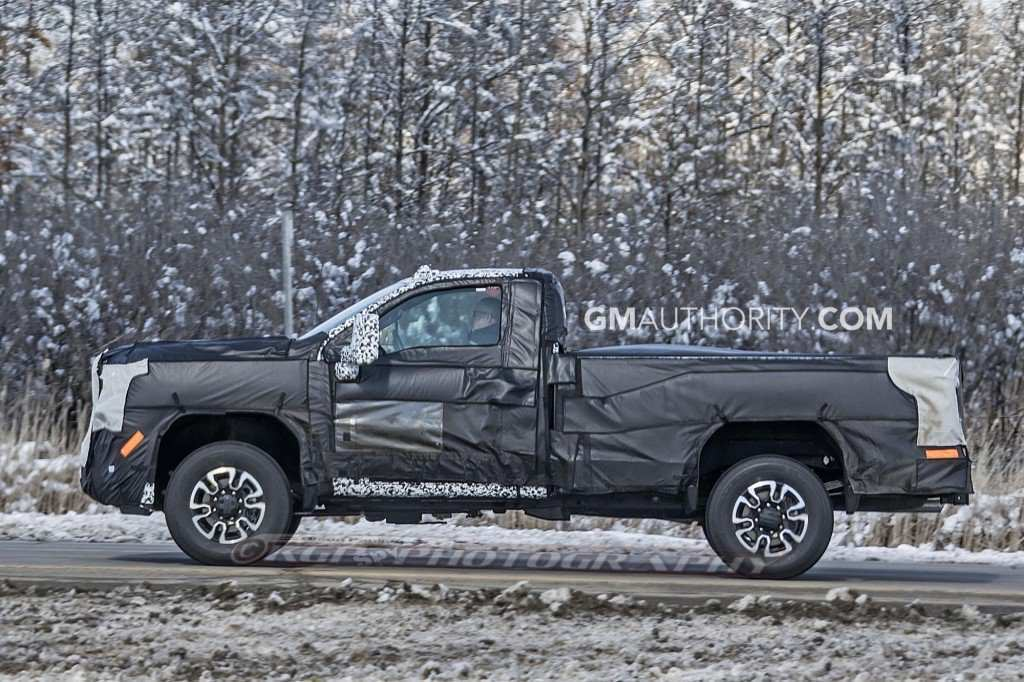 83 Best 2020 GMC Sierra 2500Hd Gas Engine Price