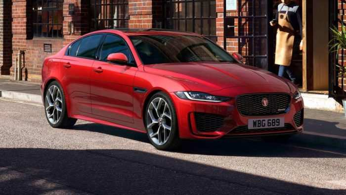 83 Best 2020 Jaguar Release Date Performance