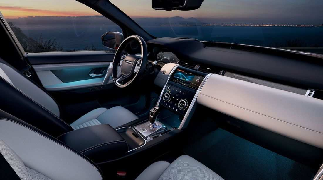 83 Best 2020 Land Rover Discovery Sport Picture