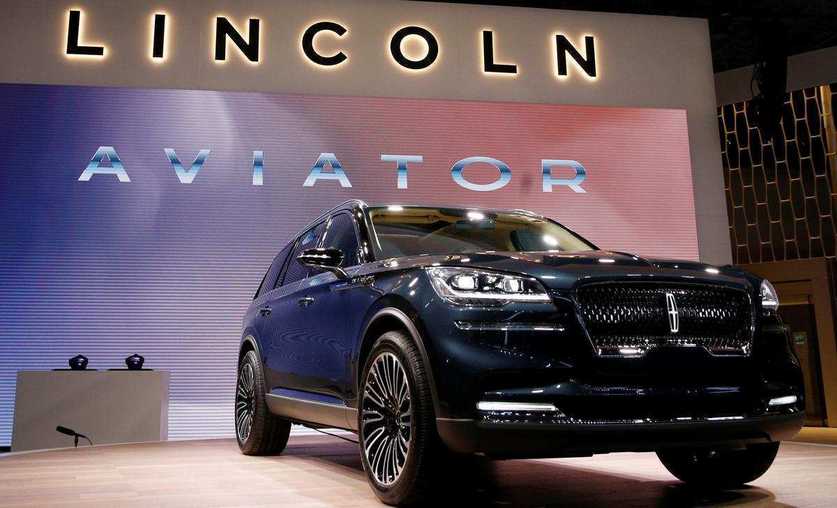 83 Best 2020 Lincoln Mkx At Beijing Motor Show Exterior