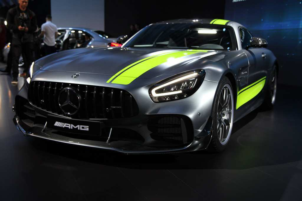 83 Best 2020 Mercedes AMG GT New Review