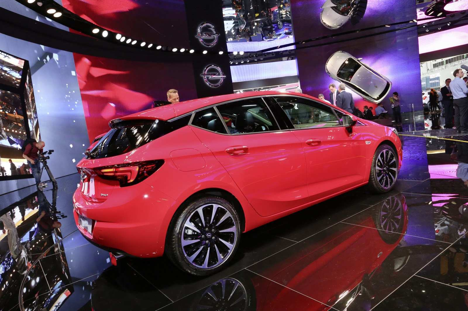 83 Best 2020 Opel Astra Price And Release Date
