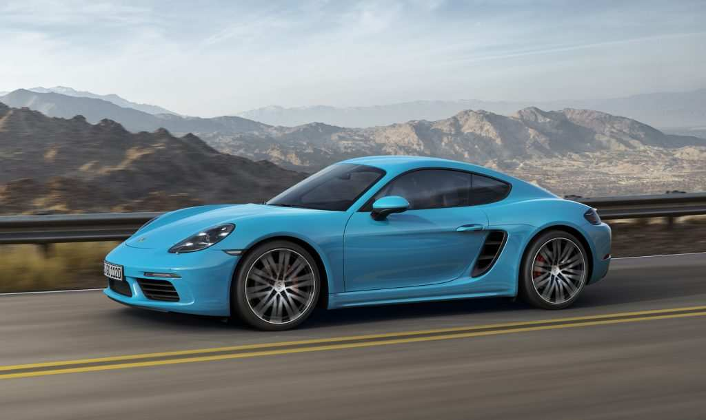 83 Best 2020 Porsche Cayman Engine