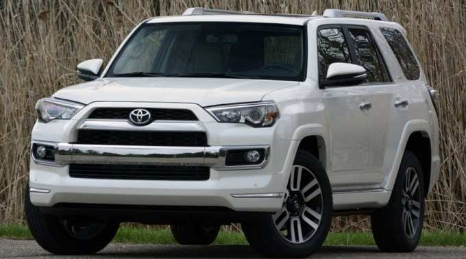 83 Best 2020 Toyota 4Runner Redesign And Review