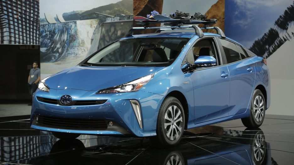 83 Best 2020 Toyota PriusPictures Price Design And Review