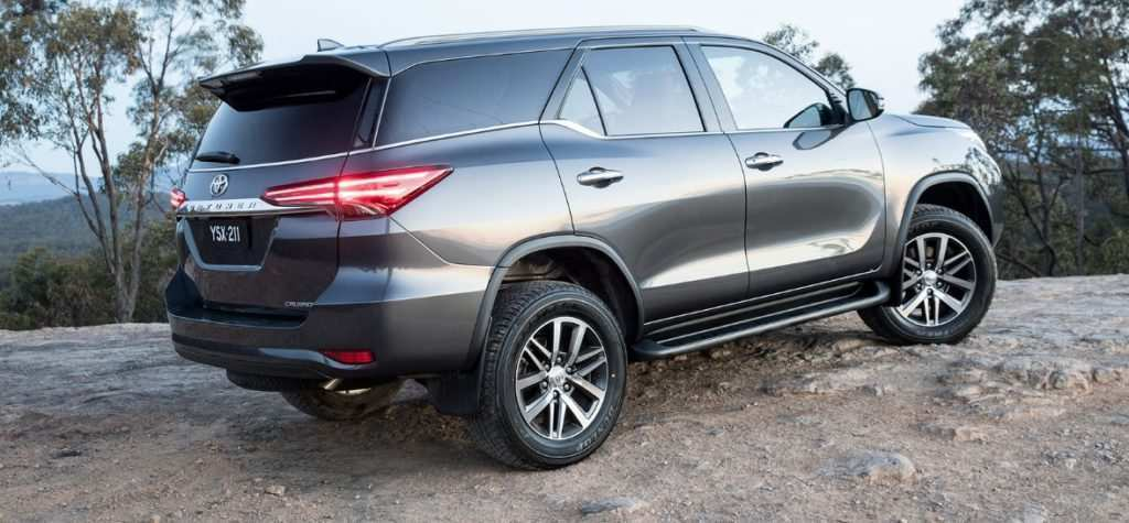 83 Best Fortuner Toyota 2019 Rumors