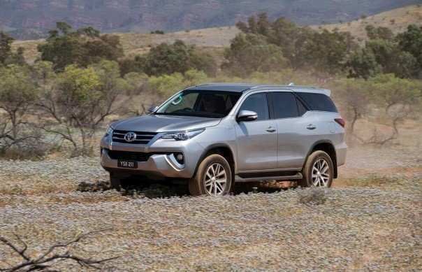83 Best Toyota Fortuner Facelift 2020 India First Drive